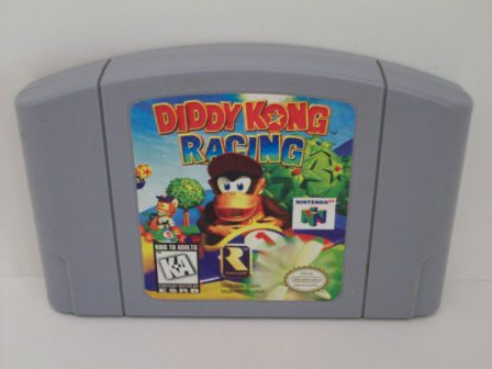 Diddy Kong Racing - N64 Game